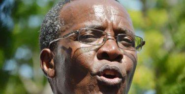 Kenya Chief Justice David Maraga