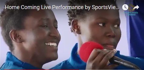 Home Coming Live Performance by Sports View SDA Youth Choir
