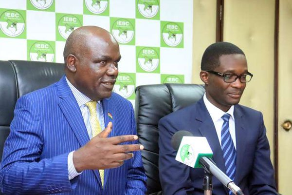 Blow to NASA as High Court Clears Chiloba,Chebukati To Conduct Fresh Election