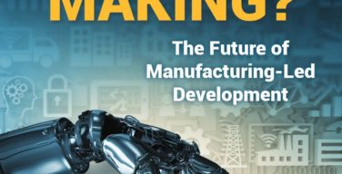 Changes in Technology and Trade Disrupting Manufacturing-Led Development