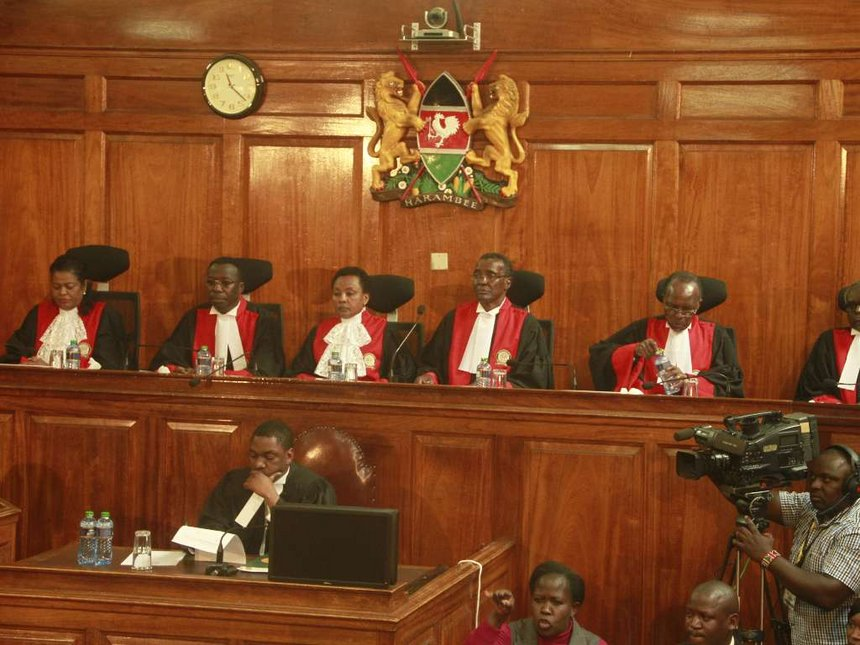 Live: Supreme court releases full verdict of the presidential petition