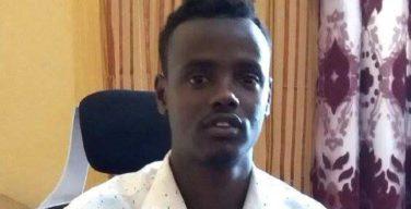 Somali Journalist