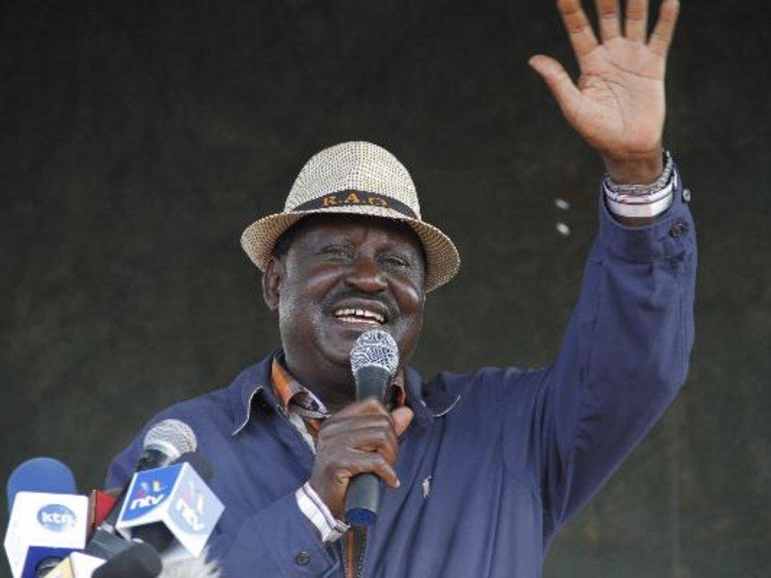I Will Not Quit Politics-Raila