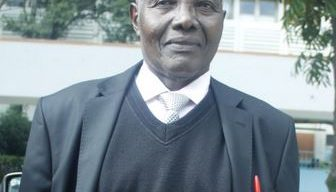 Retired Pastor Njau