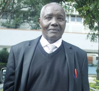 Meet retired Pastor Francis Njau,74 on fire for Christ