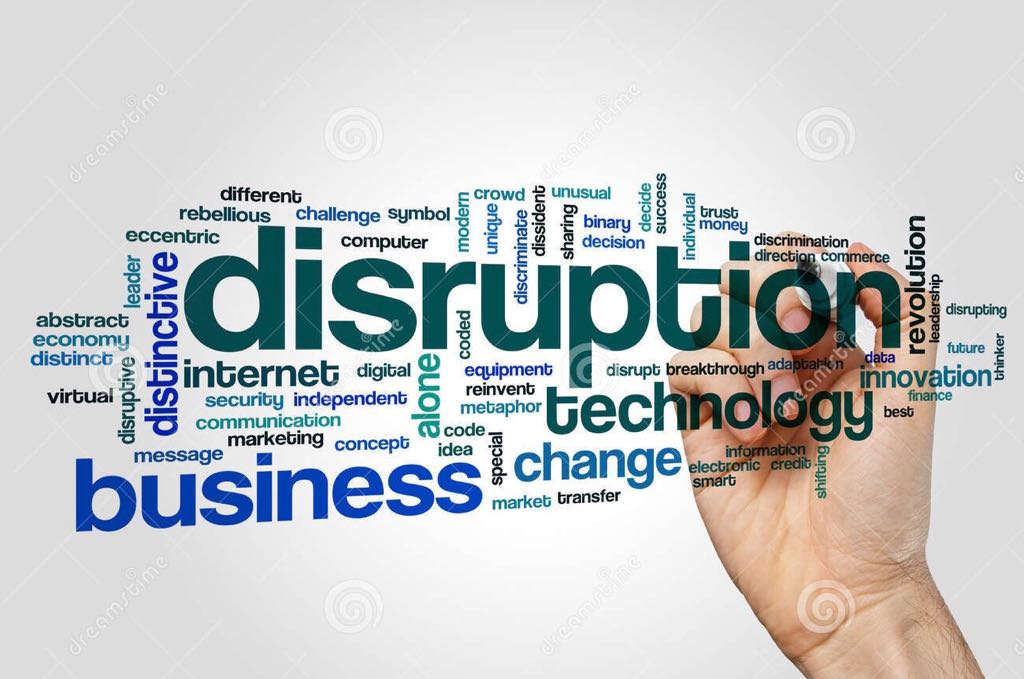 The digital disruption: What next for media?
