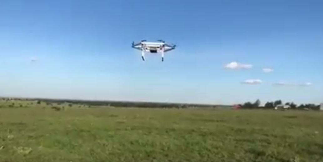How Passenger Drone Kenya started