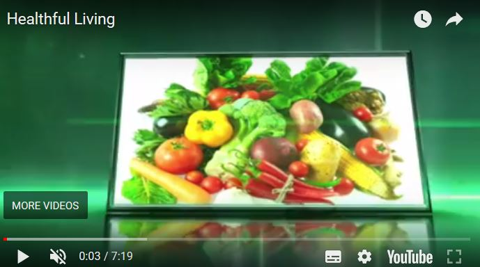 Healthy Living TV show coming soon to your screens