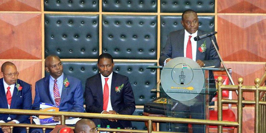 Kenya: Henry Rotich full 2018 budget speech