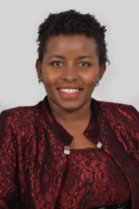 EUNICE MAINA, CEO BISMART