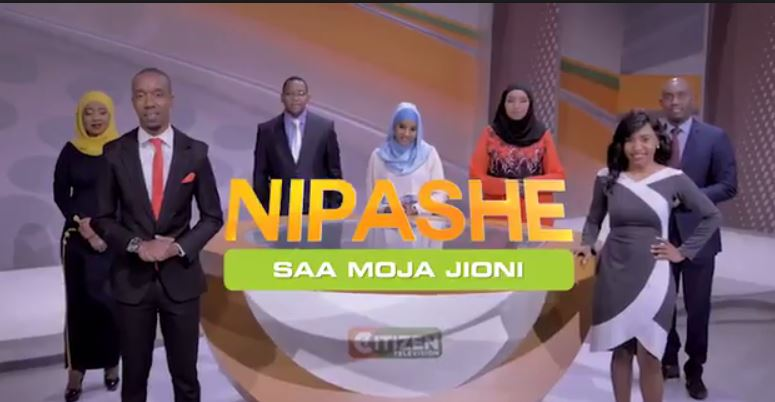 Citizen TV reloads its Swahili team of presenters