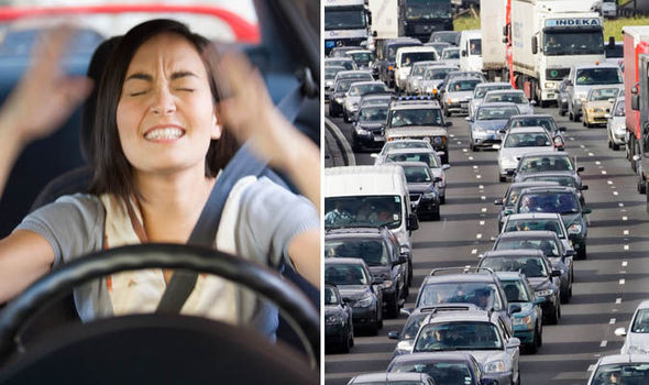 12 Tips for dealing with traffic jam