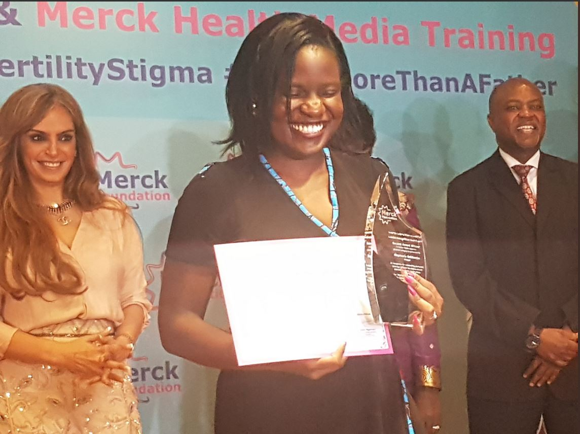 Merck More Than a Mother Media Recognition Awards 2017 winners feted