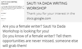 Sauti ya Dada