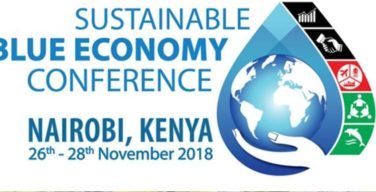 Blue Economy Conference in Nairobi Kenya, KICC and University of Nairobi