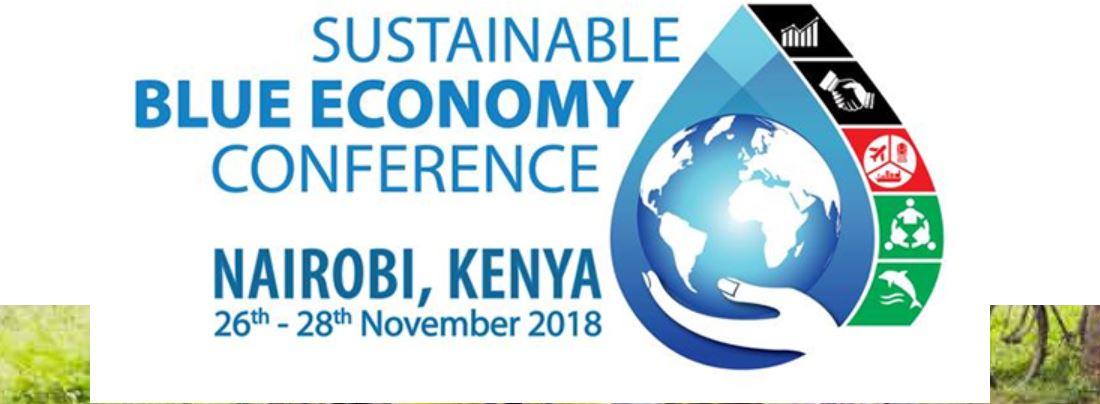 Blue Economy Conference Nairobi underway in Kenya