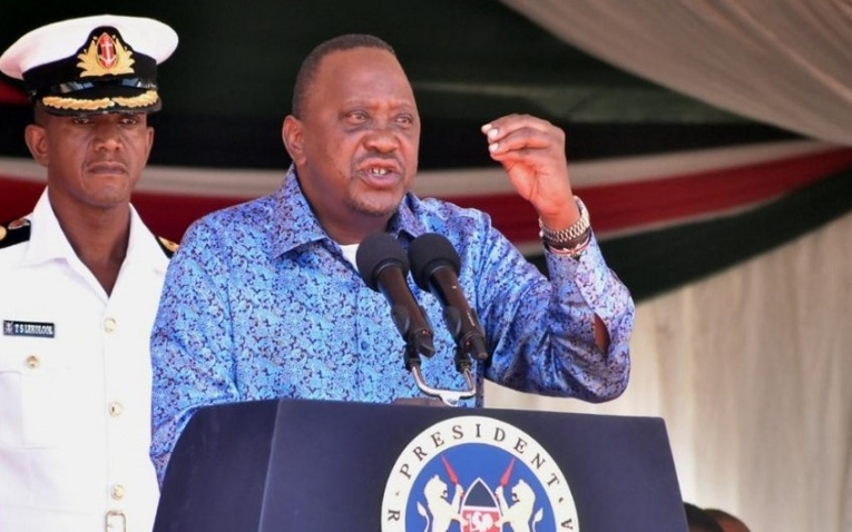 Uhuru calls critics washenzi, ignites storm on social media