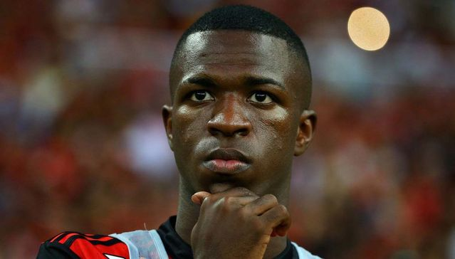 Vinicius Jr: The Brazilian teenage wonder kid