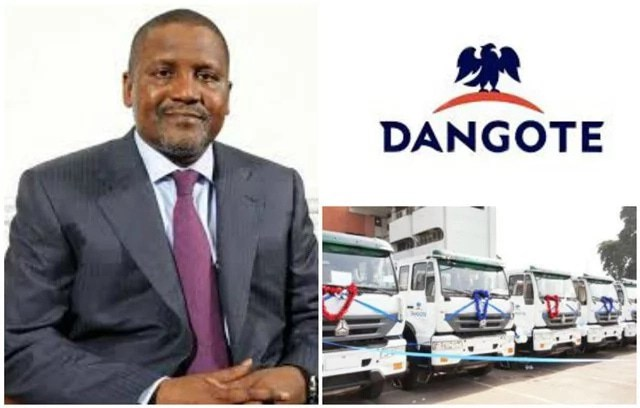 Aliko Dangote named among greatest global leaders