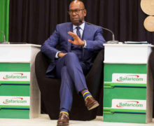 Safaricom CEO Bob Collymore, 61, is dead, this is all you need to know about Bob Collymore