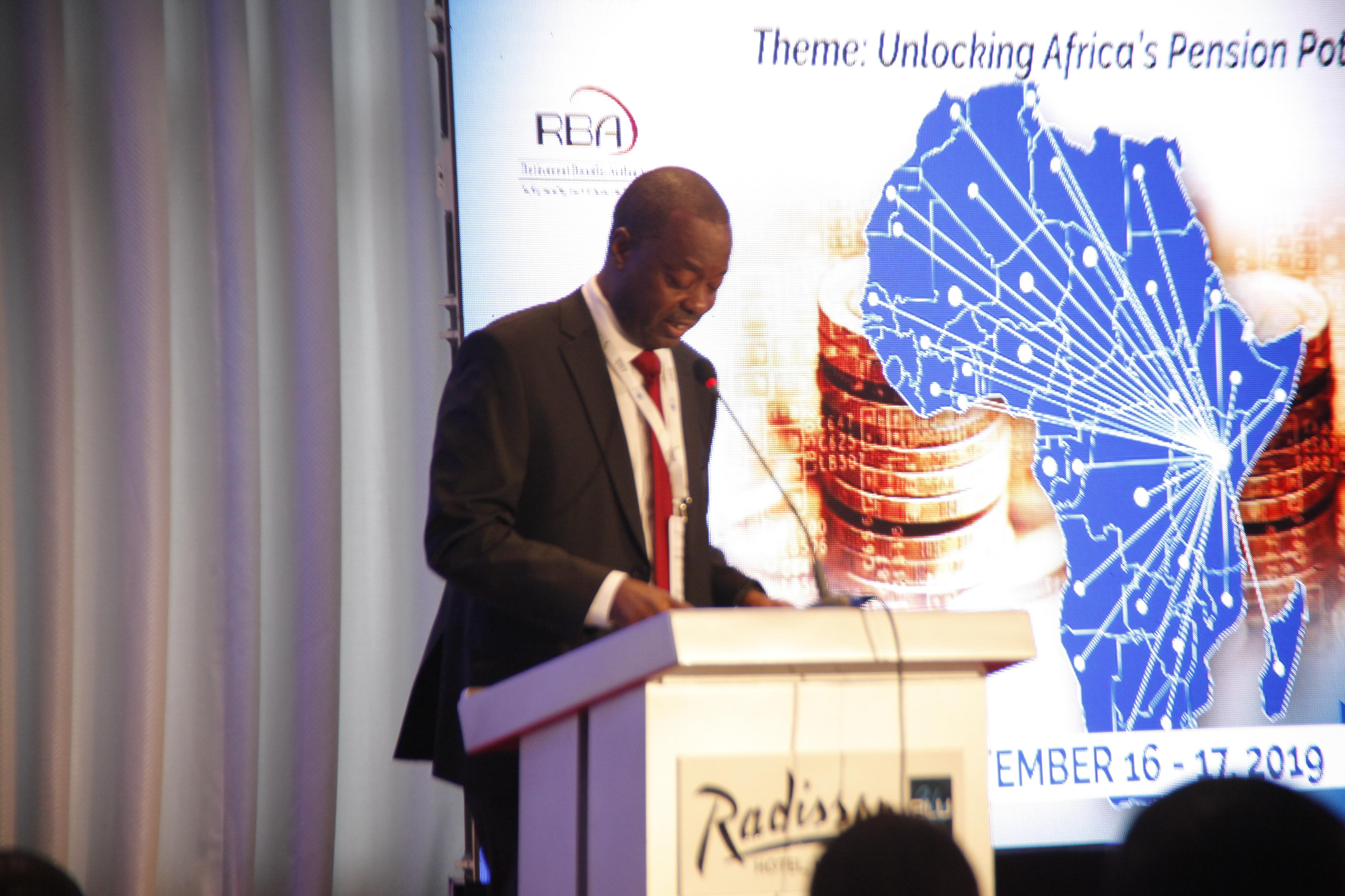 Kenya's pension regulator,  RBA, celebrates 20 years
