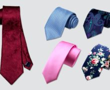 How to match ties with shirts and suits