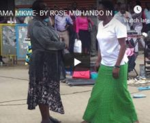 Nairobi Rose Muhando Mama mkwe dancer watched over 2.2million times on youtube. Why?
