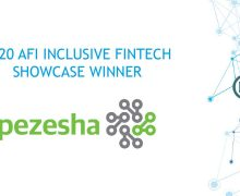 Pezesha wins at AFI Inclusive FinTech Showcase