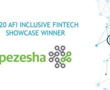 Pezesha wins at AFI Inclusive FinTech Showcase
