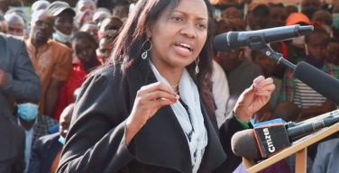 Suzan Kihika and Nakuru County Politics