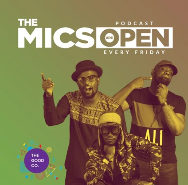 Mwaniki: The Mics are Open Podcast Review